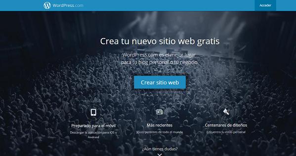 WordPress,com