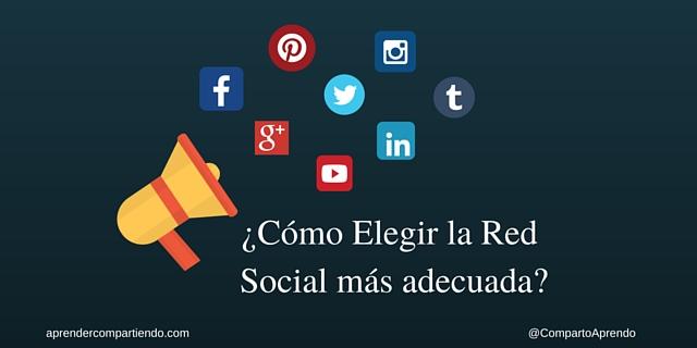 elegir-red-social-adecuada