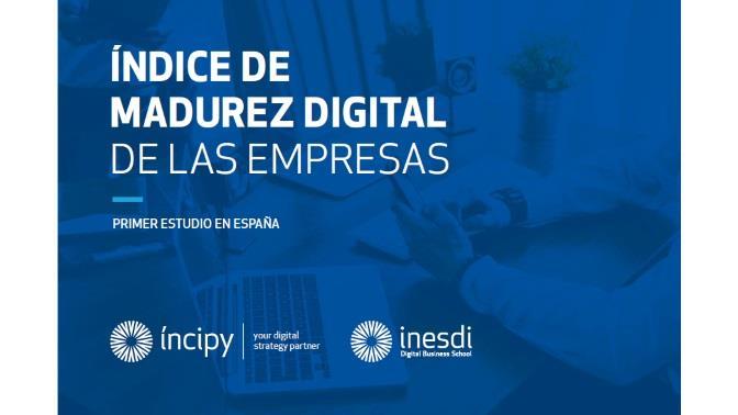 Madurez Digital en la principales empresas españolas