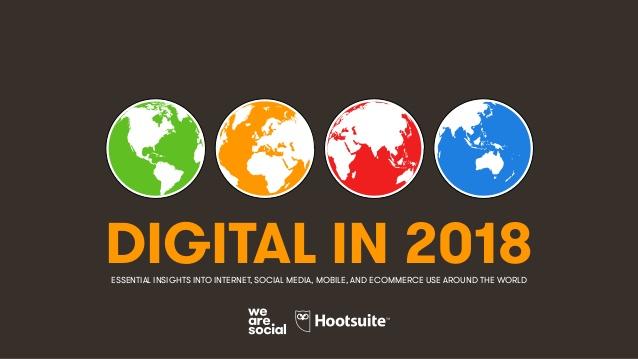 Usuario Digital en Internet, Redes Sociales y Móviles